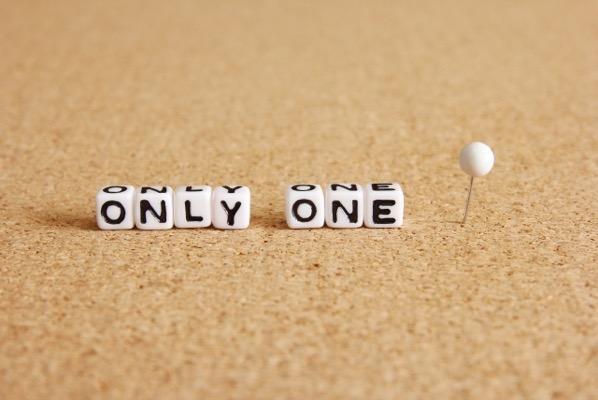 1 onlyone